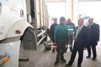 SANAYİ SİTESİ - Başkan  Çolakbayrakdar Açıklaması 'Kocasinan'ın Atölyeleri, Sanayi Sitesi Gibi Çalışıyor'