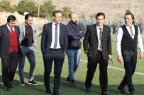 9 ARALıK - Başkan Gevrek'in Cezası Trabzon Maçında Sona Eriyor