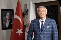 YUSUF ZIYA GÜNAYDıN - Başkan Günaydın'dan Çanakkale Zaferi Mesajı