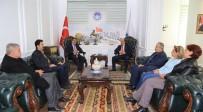KANAAT ÖNDERLERİ - Başkan Gürkan, STK'larla İstişarelere Devam Ediyor