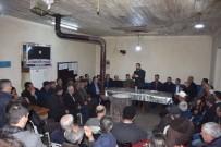 YEREL YÖNETİM - Başkan Kaynarca'nın Köy Ziyaretleri Devam Ediyor