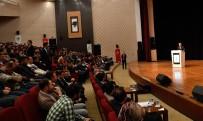 GENÇLİK KOLLARI - Başkan Tuna, AK Parti Gençlik Kolları Mahalle Başkanları Toplantısında Gençlerle Buluştu