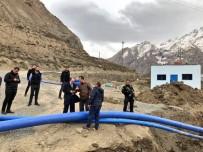 ŞEHİR İÇİ - Başkan Vekili Epcim, Su Deposu Çalışmalarını Denetledi