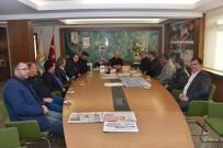 MEHMED ALI SARAOĞLU - Belediye Başkanı Saraoğlu'na Teşekkür Ziyareti