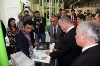 FARUK ÖZLÜ - Bilim, Sanayi Ve Teknoloji Bakanı Özlü, WIN EURASIA'yı Gezdi