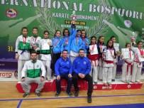 BRONZ MADALYA - Boğaziçi Karate Turnuvasında Madalya Yağmuru