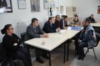 ZABITA MÜDÜRÜ - Bozüyük Belediyesi'nde Kadroya Geçiş Sınavları Başladı