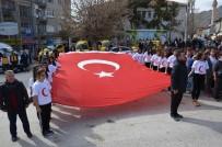 SADIK ALBAYRAK - Çanakkale'den Yola Çıkan Kutsal Emanetler Sivrihisar'dan Geçti