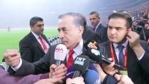 ABDURRAHIM ALBAYRAK - Cengiz Ve Albayrak'tan Derbi Açıklaması