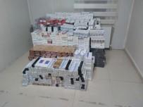 BAHÇELİEVLER - Ceylanpınar'da Kaçak Sigara Operasyonu