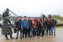 DALYAN - Dalyanlı Öğrenciler Yurt Dışında Türk Mutfağını Tanıttı