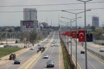 ELEKTRİK HATTI - Diyarbakır'da Cumhurbaşkanı Hazırlıkları