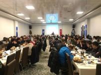 EĞITIM BIR SEN - Eğitim Bir Sen Horasan Temsilciliği Tanışma Toplantısı Düzenledi
