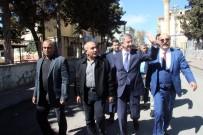İŞADAMLARI - Elazığ Belediye Başkanı Yanılmaz'dan Mehmetçik İle Kilislilere Destek