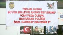 POLİS ÖZEL HAREKAT - Emekli Özel Harekatçılar Ve Şehit Ailelerinden Afrin'e Destek