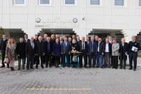 POLİS İMDAT - Emniyet Müdürü Engin Dinç, Mahalle Muhtarlarıyla Bir Araya Geldi