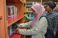 ÖĞRETIM GÖREVLISI - Endenozyalı Öğrenciler, Halk Kütüphanesine Üye Oldu