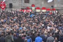 GENÇLİK VE SPOR BAKANI - Erdoğan Şehit Teğmenin Cenaze Törenine Katıldı
