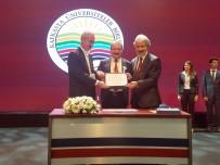 KAFKASYA - ERÜ Kafkasya Üniversiteler Birliği'ne (KÜNİB) Resmen Üye Oldu