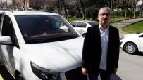 TİCARİ TAKSİ - Esenyurt'ta Saldırıya Uğrayan Uber Sürücüsü O Anları Anlattı