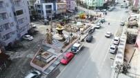 Eski Belediye Başkanı Adına Yapılan Meydan Yenilendi