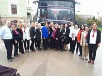Eskişehirli Kadınlardan Çifteler Kadın Açık Cezaevi'ne Ziyaret