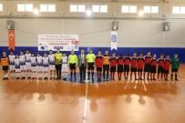 ASıMıN NESLI - Futsal Turnuvasında Şampiyonlar Kupalarını Aldı
