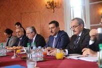 PARIS - Gümrük Ve Ticaret Bakanı Tüfenkci Paris'te