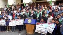 PROTESTO - GÜNCELLEME - ABD'nin Kudüs Kararının 100. Günü