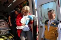 BÜLENT ECEVİT ÜNİVERSİTESİ - Hava Ambulansı Belinay Bebek İçin Havalandı