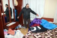 Hırsızlar, Mehmetçikler İçin Hatay'a Giden Gurbetçilerin Evlerini Soydu
