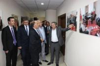 FESTIVAL - Hoy Valisi Abedi'den Van TSO'ya Ziyaret