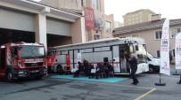 İTFAİYE MÜDÜRÜ - İBB İtfaiyesinden Afrin Operasyonuna Destek İçin Kan Bağışı