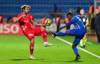 MAICON - İlk Yarı Antalyaspor'un Üstünlüğüyle Bitti