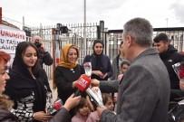 SÜLEYMAN ELBAN - İranlı Turistler Nevruz Tatili İçin Ağrı'ya Gelmeye Başladı