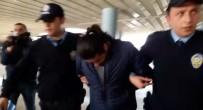 TEMİZLİK GÖREVLİSİ - Kadıköy'de Başörtülü Kadına Küfredip Saldıran Şahıs Adliyeye Sevk Edildi