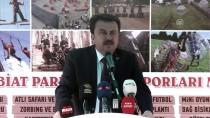 FATİH MEHMET ERKOÇ - Kahramanmaraş'a Ekstrem Spor Tesisi