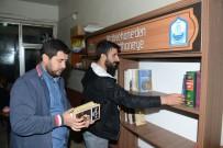 AHMET ŞİMŞİRGİL - Kahvehanelere 4 Bin Kitaplık Kütüphane