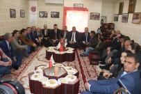 GÖBEKLİTEPE - Karadenizli Gazeteciler Şanlıurfa'yı Gezdi