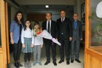 MUSTAFA CAN - Kaymakam Can'dan Sakarya İlkokuluna Ziyaret