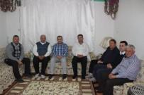 EMNİYET AMİRİ - Kaymakam Karataş, Kıbrıs Gazisini Ziyaret Etti