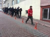 SENTETIK - Kayseri'de Uyuşturucu Operasyonu Açıklaması 7 Gözaltı