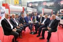 EURASIA - KAYSO WIN Eurasia Fuarına 150 Sanayici İle Çıkarma Yaptı