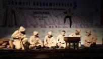 KARABÜK ÜNİVERSİTESİ - KBÜ'de Çanakkale Kahramanlıkları Sahnelendi