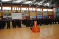 KOMANDO OKULU - Komando Eğitimini Tamamlayan 193 Uzman Erbaş Brövelerini Taktı