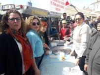 PARTİ YÖNETİMİ - Köyceğiz CHP'den Şehitler İçin Lokma