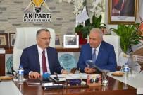 MALİYE BAKANI - Maliye Bakanı Ağbal'ın Malatya'daki Son Durağı AK Parti Oldu