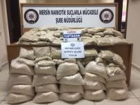 KAZANLı - Mersin'de 1 Milyon 220 Bin Adet Uyuşturucu Hap Ele Geçirildi