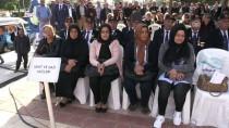 ŞEHİT AİLELERİ - Mersin'de 'Zeytin Dalı Anıtı' Açıldı