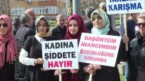 BAŞÖRTÜLÜ - Metro İstasyonunda Bir Kadına Hakaret Edilmesi